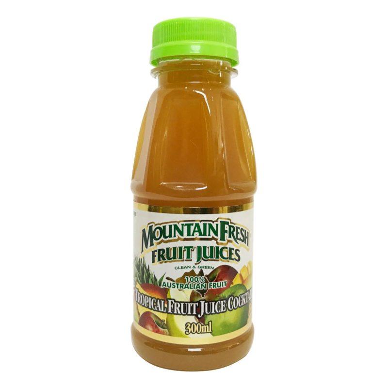 Nước ép trái cây nhiệt đới Mountain Fresh 300ml