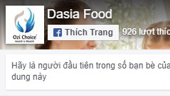 Fanpage Dasia Food